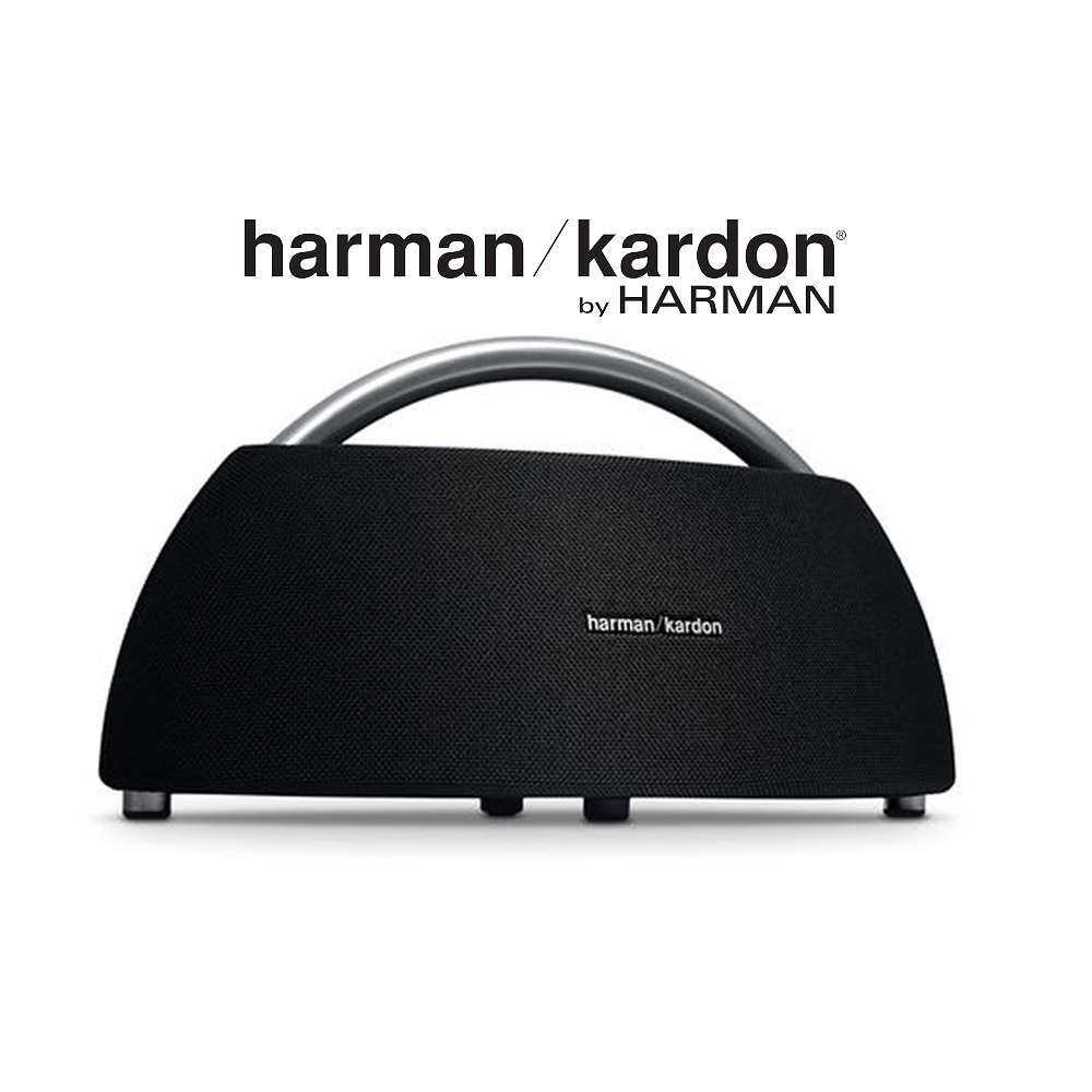 Harman/Kardon Go + Play Portable Bluetooth Speaker - OH4370