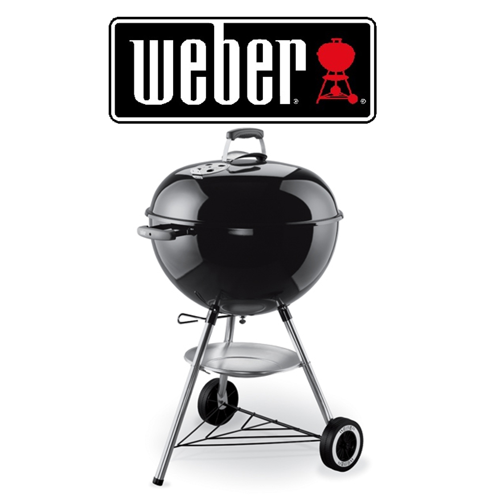 WEBER® 57cm One Touch Original Black - 1341004
