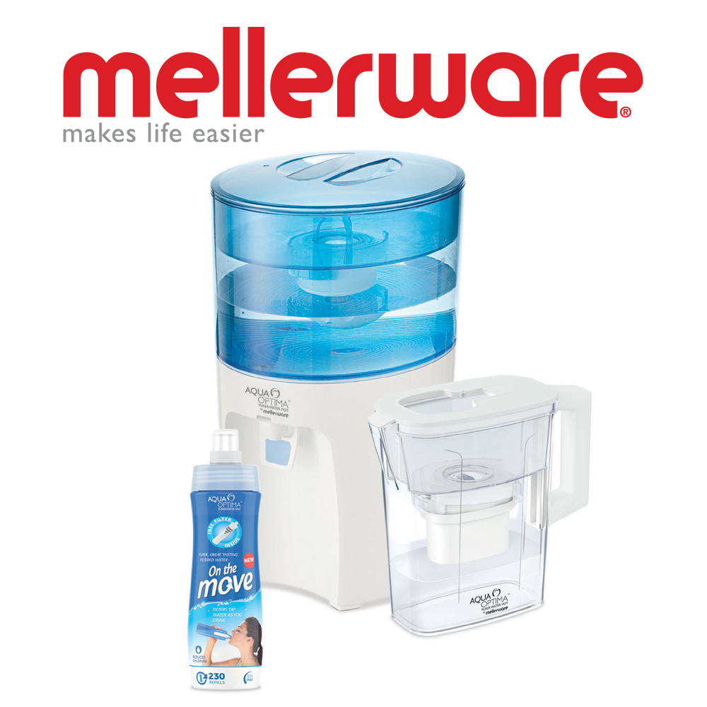 Mellerware Water Pack with 5 Step Filter - AWP001
