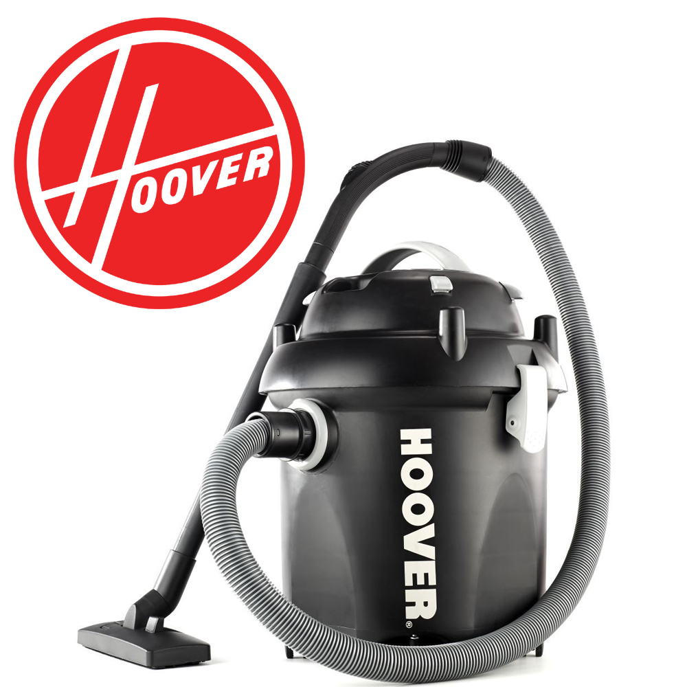 HOOVER Wet and Dry Vacuum Cleaner (1800 W) - HWD20B