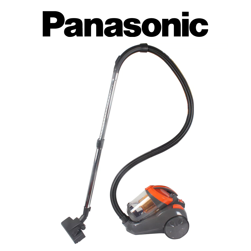 Panasonic Bagless Canister Vacuum Cleaner - MC-CL163DF4X