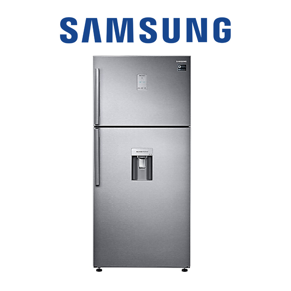 Samsung TMF with Twin Cooling Plus, 499 L - RT50K6531SL