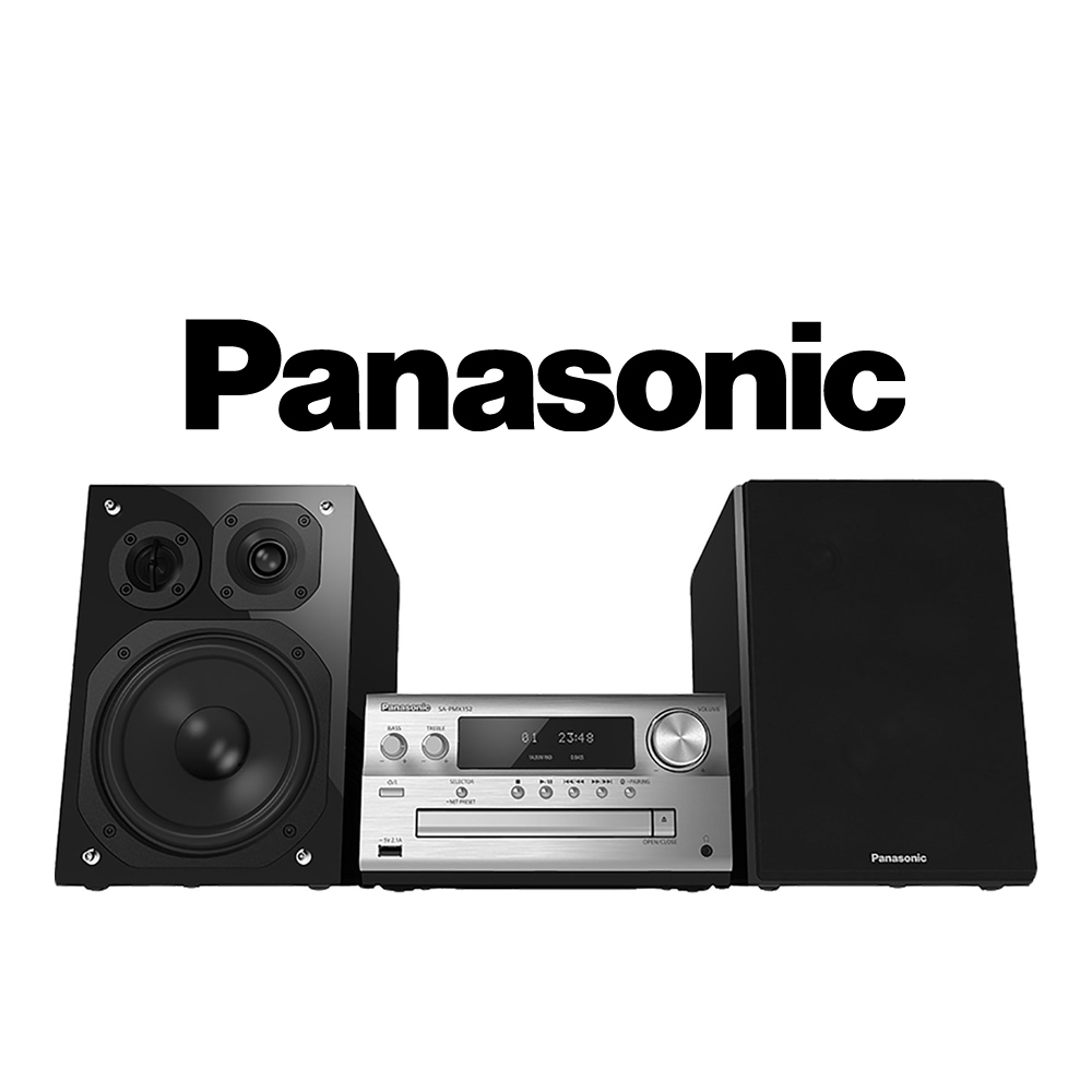 Panasonic CD Micro System - SC-PMX100E