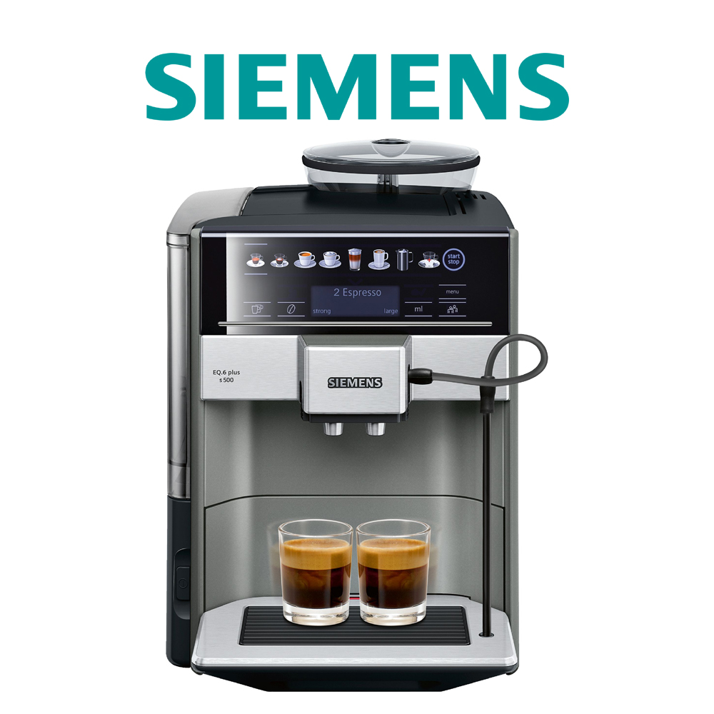 Siemens Fully automatic espresso / coffee machine - TE655203RW