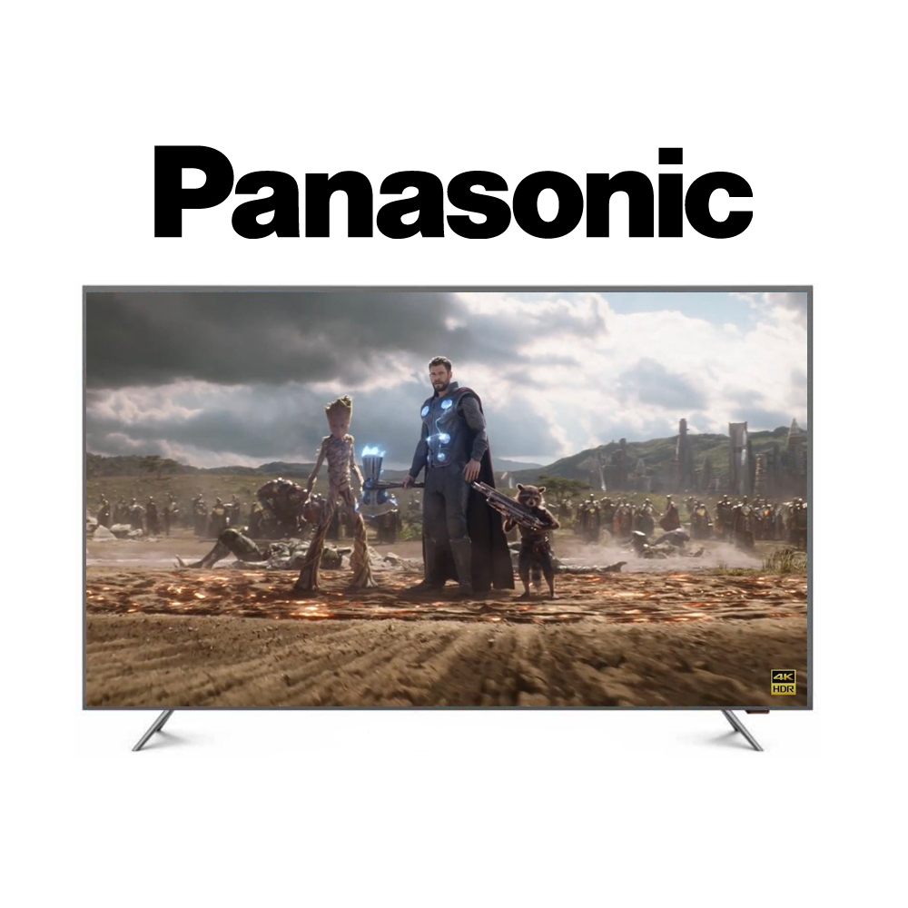 "Panasonic 49"" Viera LED Television – TH-49FX435"
