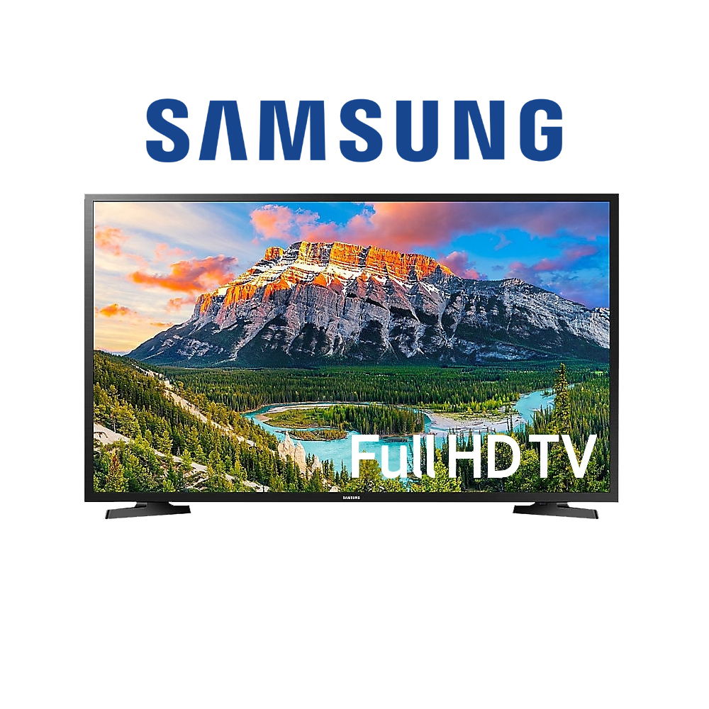 "Samsung 40"" FHD Smart TV N5300 Series 5 - UA40N5300"