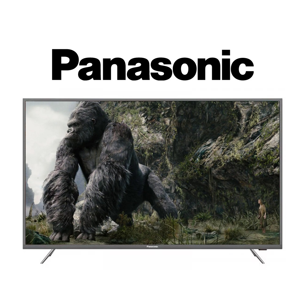 "Panasonic 65"" Viera LED Television – TH-65FX435"