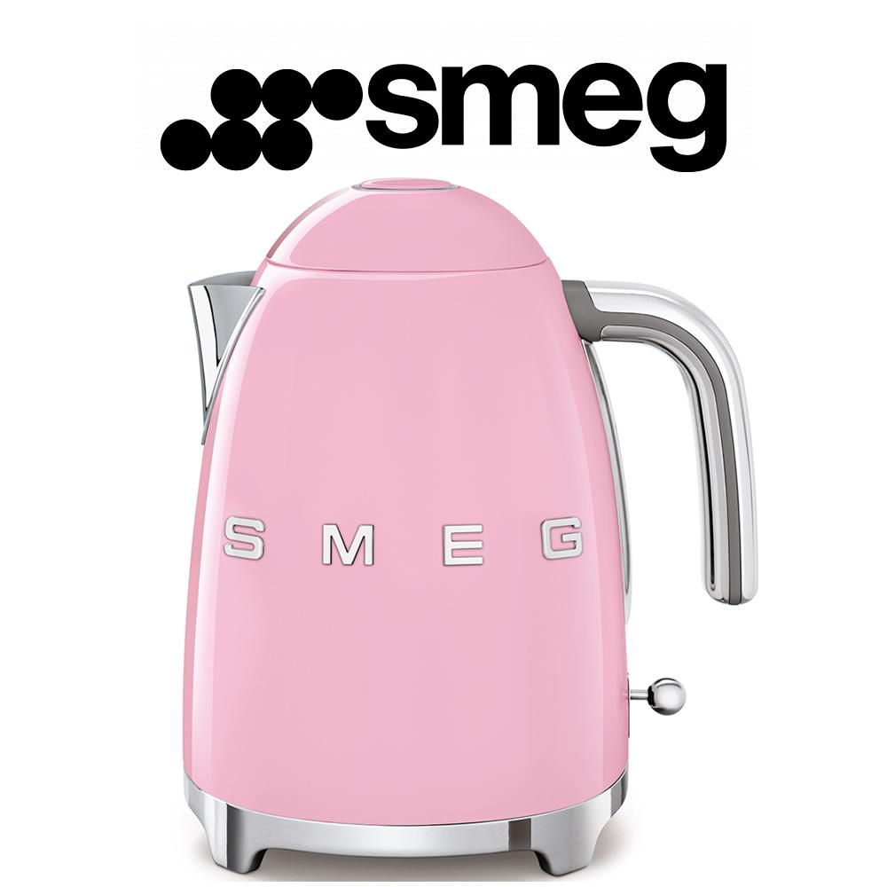 Smeg 50's Retro Style Aesthetic – Pink - KLF03PKSA