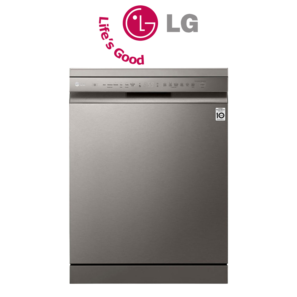 LG QuadWash™ Dishwasher - DFB512FP