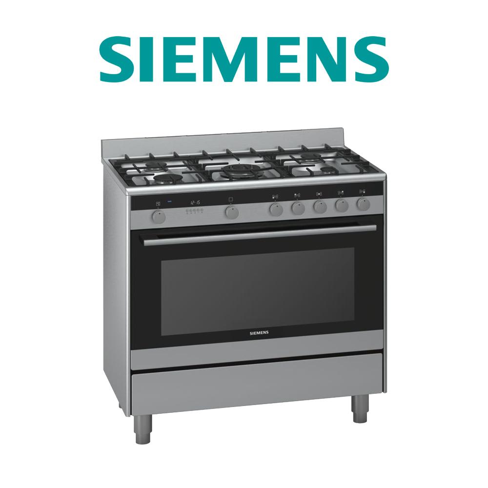 Siemens  iQ500 Dual fuel range cooker - HQ737357Z