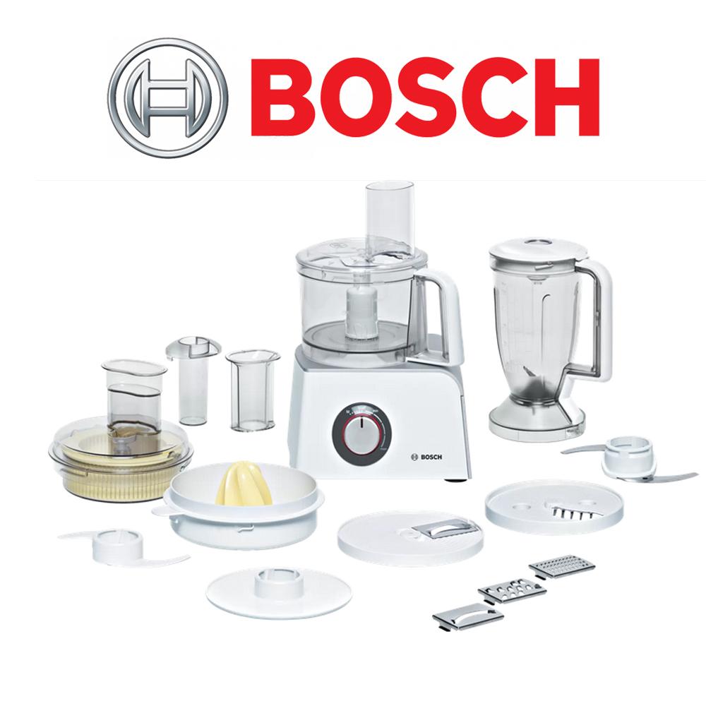 Bosch Kitchen Machine MCM4 Styline 800 W (White/Silver) - MCM4200