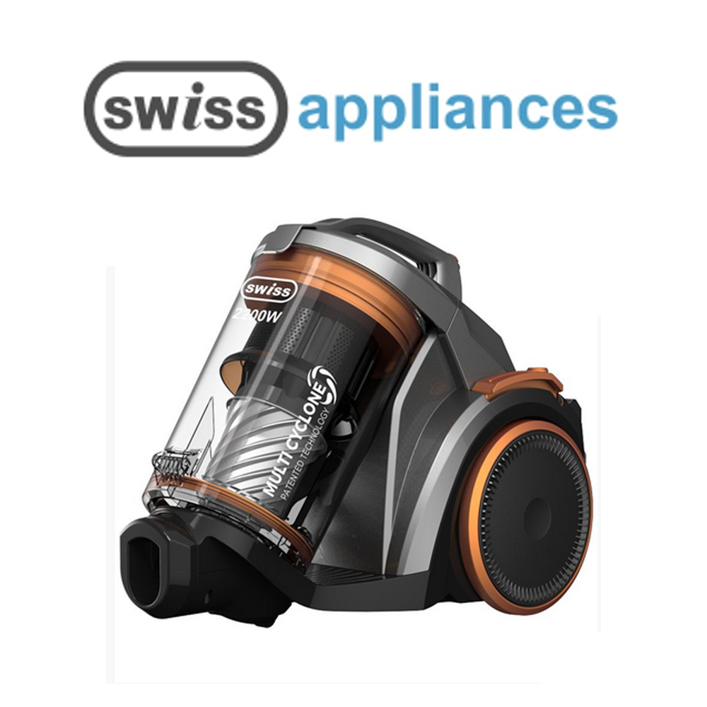 Swiss Robuster Vacuum Cleaner – SVAC ROB2200
