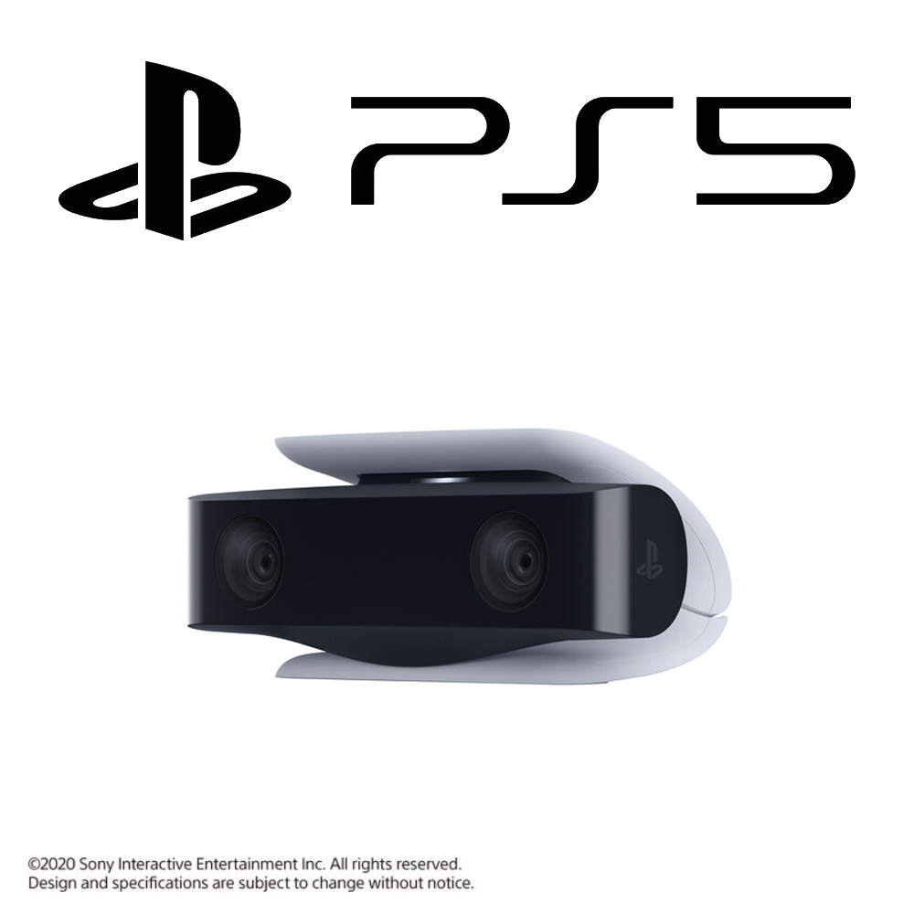 Playstation 5 HD Camera - Glacier White (PS5)