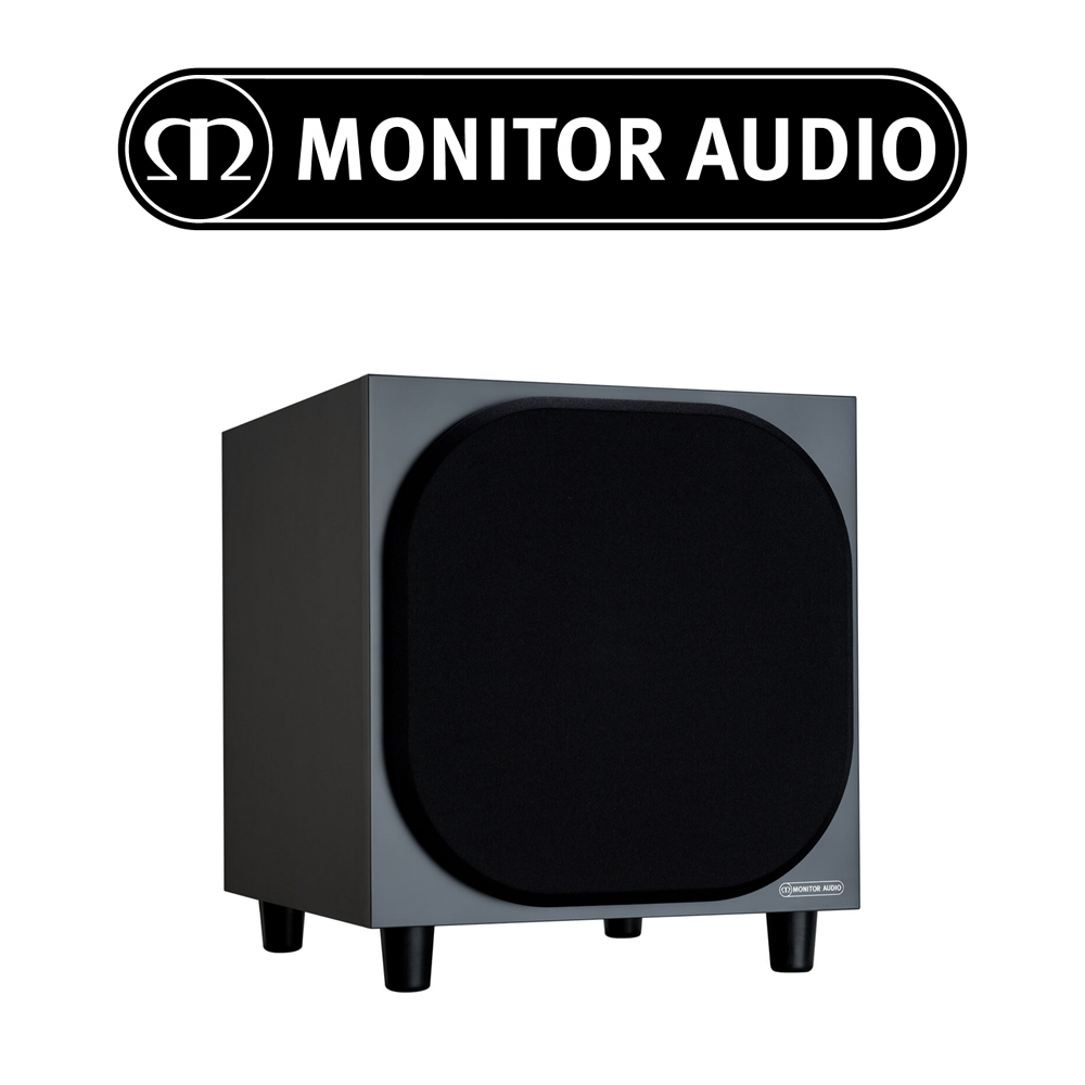 Monitor Audio Bronze W10 Subwoofer Black - SMRW10