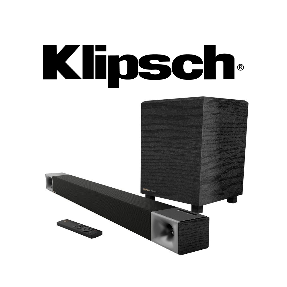Klipsch Cinema 400 Soundbar System - (1068775)