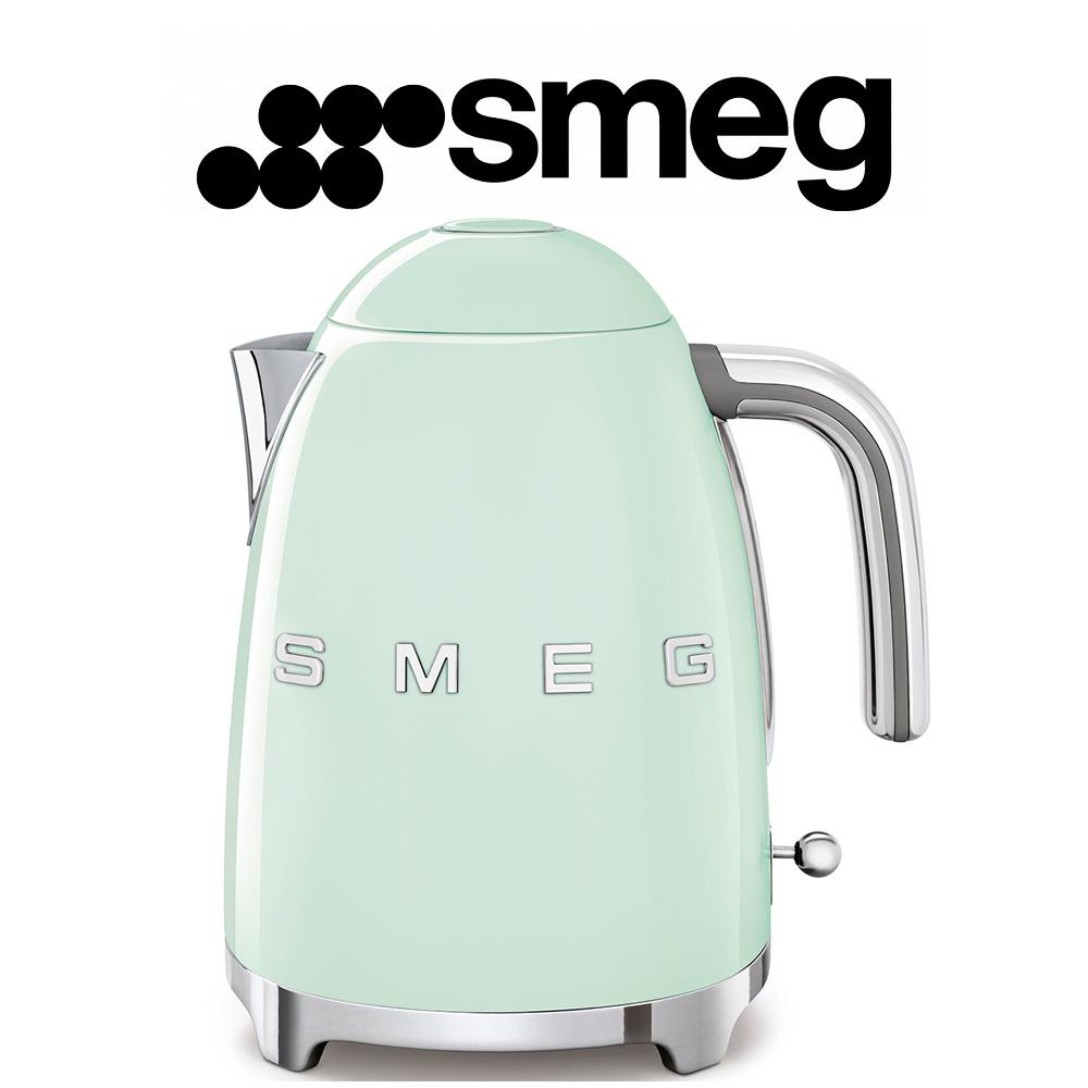 Smeg 50's Retro Style Aesthetic - Pastel Green - KLF03PGSA