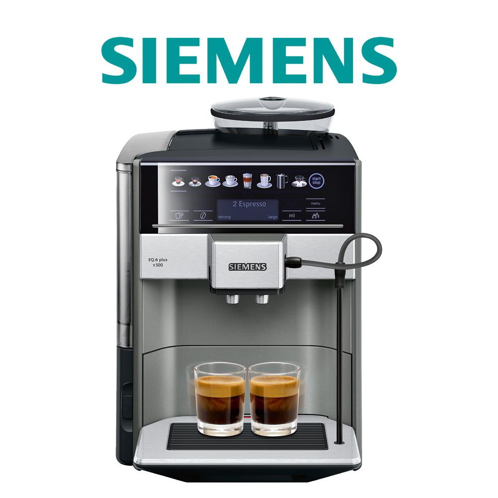 Siemens Fully automatic espresso / coffee machine - TE655203RW