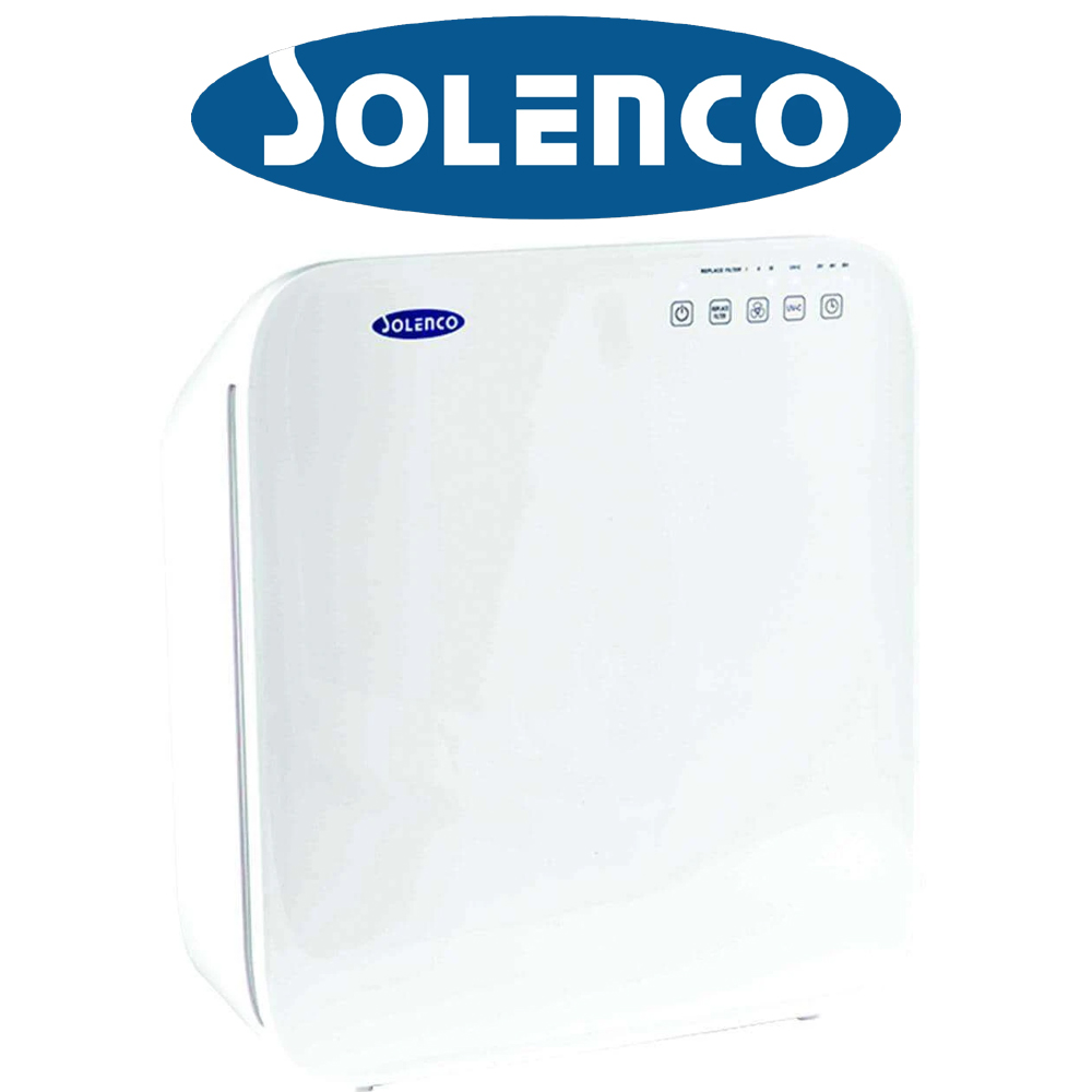 Solenco Air Purifier - CF-8500