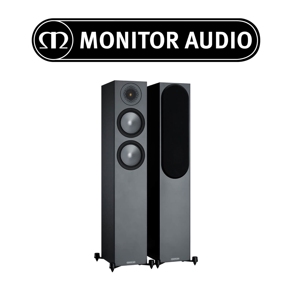Monitor Audio Bronze 200 Floorstanding Speakers - SB6G200G