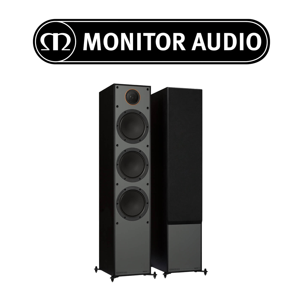 Monitor Audio's Monitor 300 floorstanding speakers - SM300B